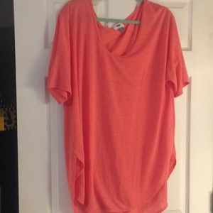 NWOT Old Navy Pink Tunic